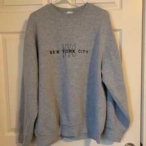 Vintage New York City Crewneck Sweatshirt